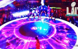 Super Bowl 54 halftime Illuminati Show Featured All-Seeing Eye