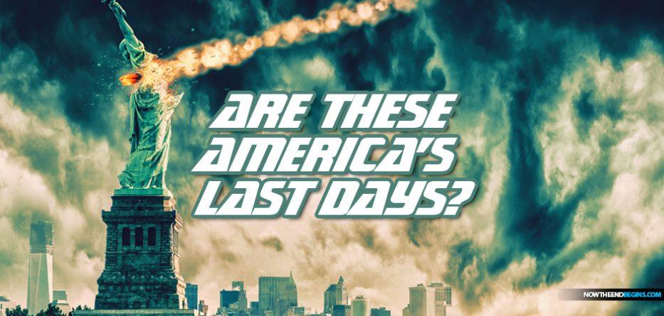 America, the coronavirus crisis and the last days before the rapture