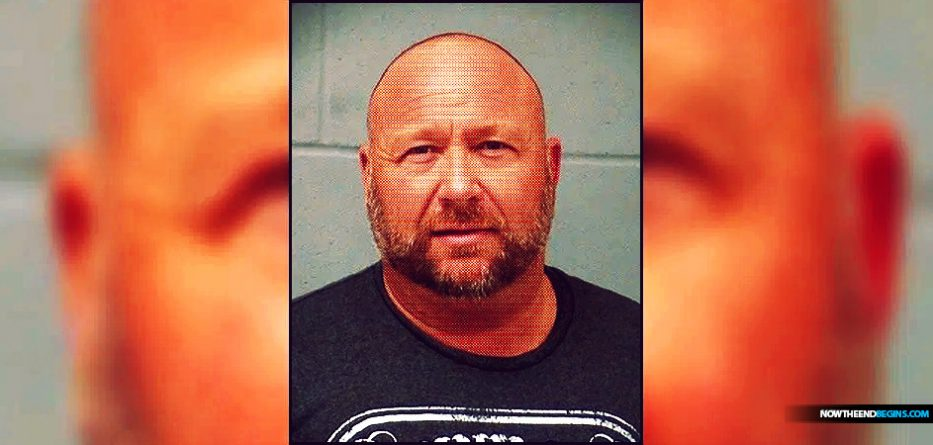 Alex Jones, notorious conspiracy theorist, radio host and founder of right-wing site Infowars, was arrested and charged with driving while intoxicated early Tuesday morning in Travis County, Texas, officials said.