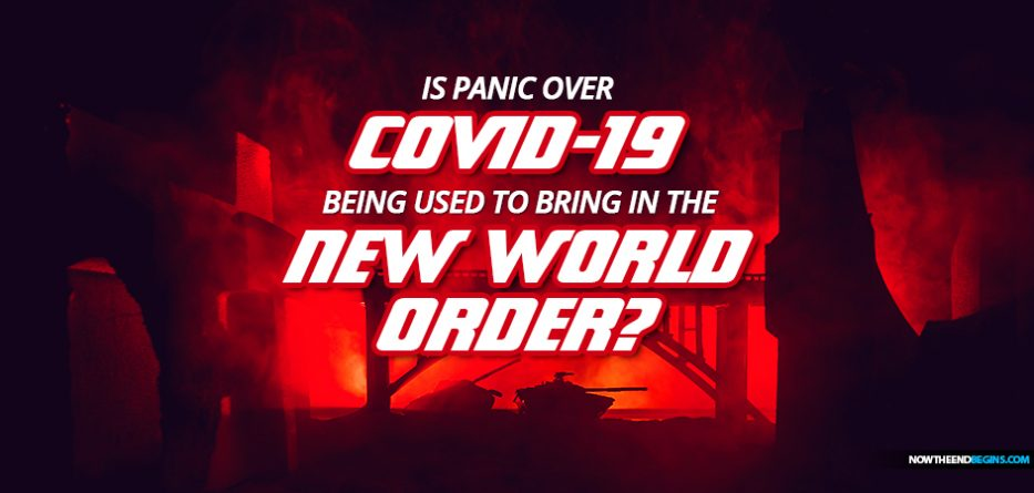 NTEB RADIO BIBLE STUDY: Is There A Spirit Behind The COVID-19 Coronavirus Global Panic That Is About To Bring In The New World Order?