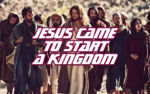 jesus-kingdom-of-heaven-is-not-church-age