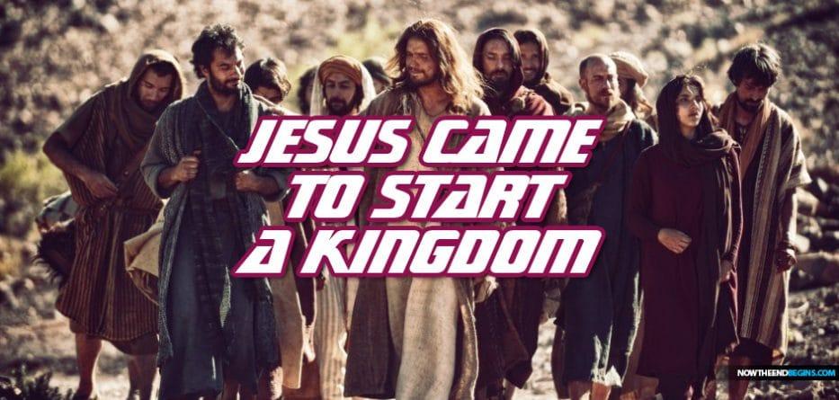 jesus-kingdom-of-heaven-is-not-church-age