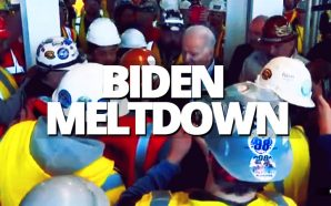 Detroit workers will tell you that auto factory floors are tough, butJoe Biden wasn't backing down when aworker came at him on a factorytour Tuesday morning.