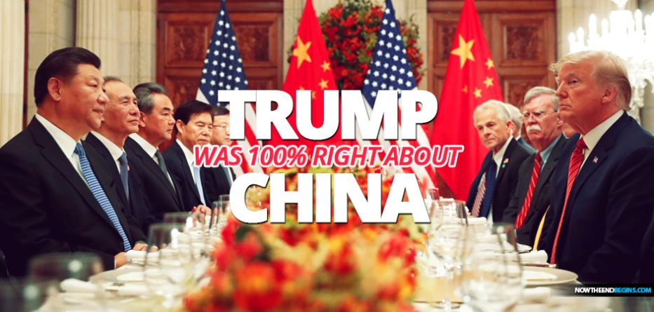 Donald Trump has been insisting for years that our country has been too economically dependent on China, so it is sad that it took a global public health crisis like coronavirus to prove he was right all this time.