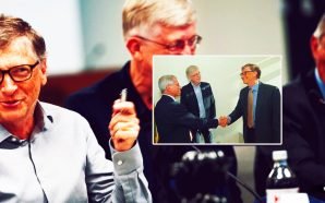 "Dr. Anthony Fauci, who has become a beloved doom prophet fomenting mass hysteria among the American public amidst the coronavirus pandemic, once worked with technocratic oligarch Bill Gates on his ""Global Vaccine Action Plan."" Anthony Fauci Sets Stage For Mandatory COVID-19 Vaccine"