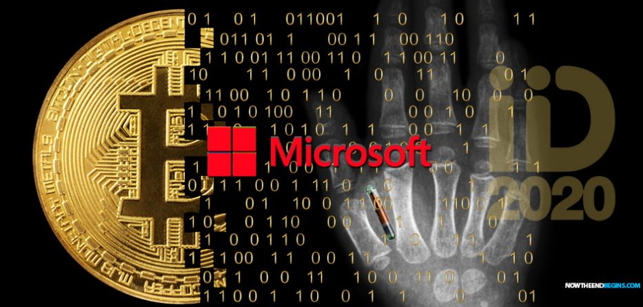 Microsoft Not Only Funds ID2020 But They Also Filed A Patent For A Device Connected To The Human Body For Buying And Selling Cryptocurrency Microsoft-files-bitcoin-cryptocurrency-human-readable-device-patent-buying-selling-digital-identification-id2020-bill-gates-666-933x445
