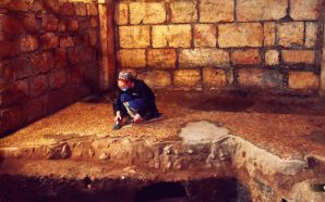 Biblical Archaeologists discover 2000-year-old unique complex by the Western Wall in Jerusalem Israel.