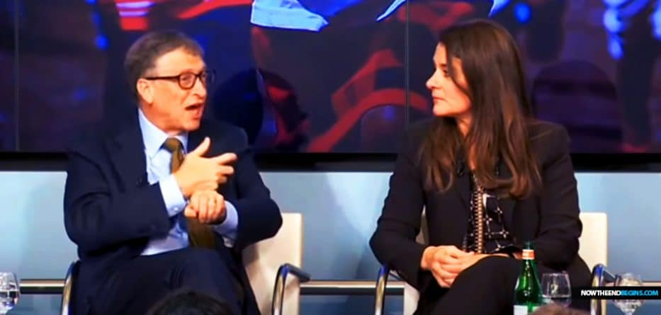 Shock Video Of Bill Gates Laughing While Saying 'We Take GMO Organisms & Shoot Them Right Into Little Kids Veins' In Brussels Interview In 2015