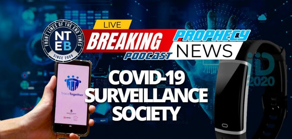 The World We Return To Will Be Filled To Overflowing With COVID-19 Surveillance Tracking Equipment