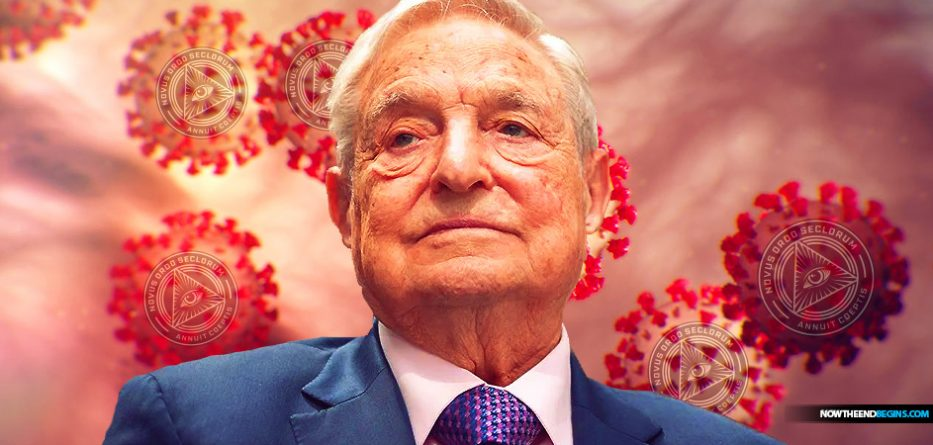 George Soros Describes COVID-19 Pandemic As 'Revolutionary Moment' In Which 'Everything Is Up For Grabs'