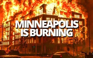 minneapolis-burning-race-riots-george-soros-george-floyd-black-lives-matter-looting-arson
