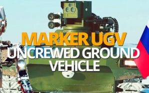 Russia testing the new Marker UGV Uncrewed Ground Vehicle Platform military defense system that uses robot soldiers and unmanned tanks. Magog is rising up.