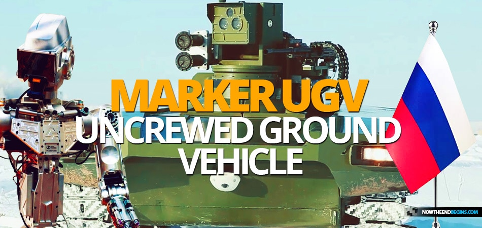 Russia Reveals Plans For Massive Automated Robot Army  Will Begin Testing Swarms On  U0026 39 Marker U0026 39  Ugv