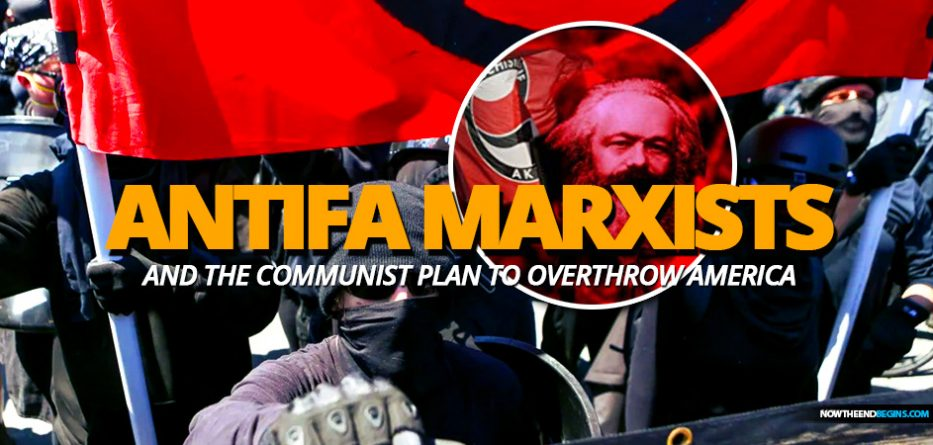 antifa-fascists-communist-marxist-plan-overthrow-america-destroy-united-states-george-soros-funded-open-society-foundation-revolution