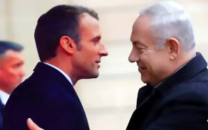 macron-warns-netanyahu-to-not-proceed-annexation-judea-samaria-west-bank-gaza-strip-two-state-solution-instead