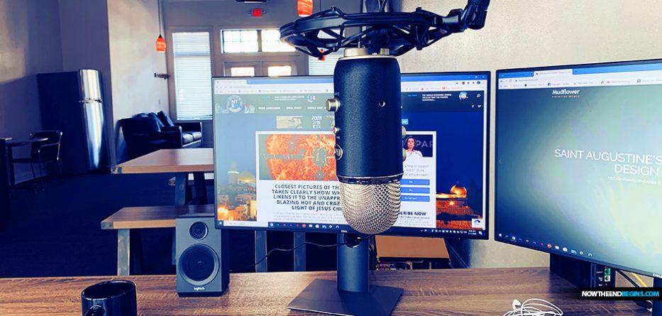now-the-end-begins-opens-new-podcasting-studio-saint-augistine-florida-geoffrey-grider-nteb-king-james-bible