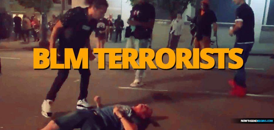 blm-antifa-black-lives-matter-terrorists-drag-man-from-vehicle-beat-him-senseless-portland-race-riots