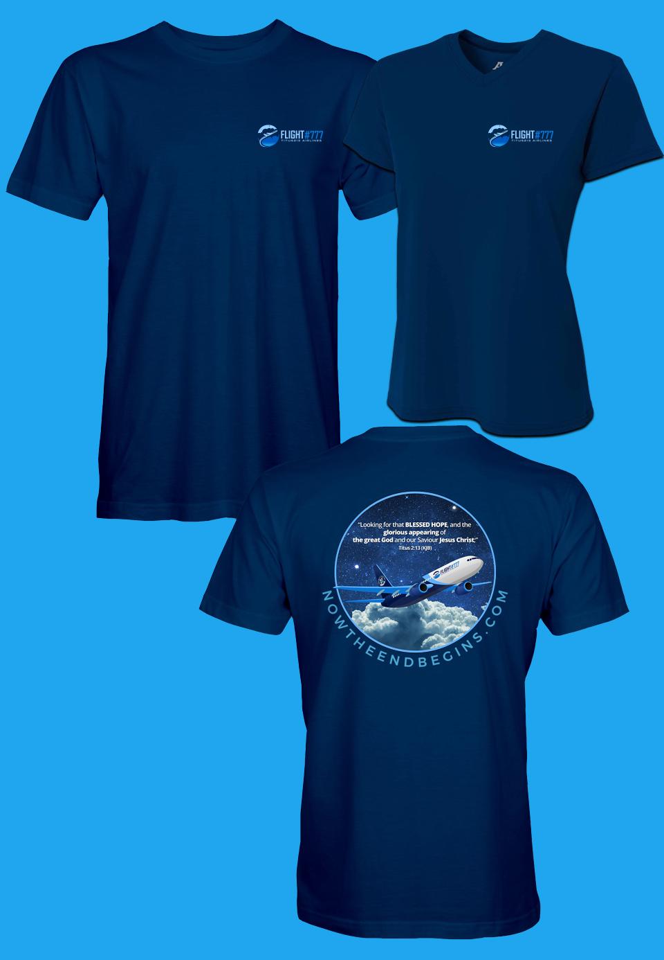 flight-777-tshirt-titus213-airlines-pretribulation-rapture-church-end-times-nteb-king-james-bible