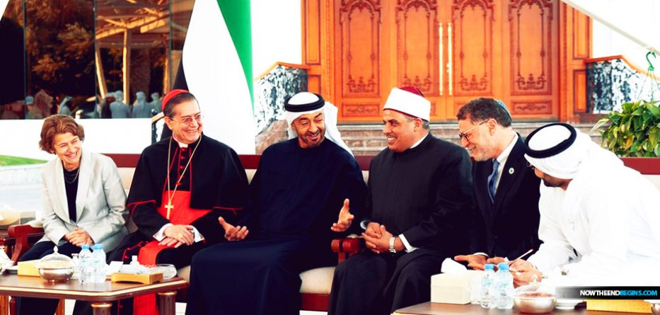 sheikh-mohamed-bin-zayed-higher-committee-human-fraternity-chrislam-abu-dhabi-abraham-accord-uae-daniel-9-covenant-death-hell-end-times-nteb