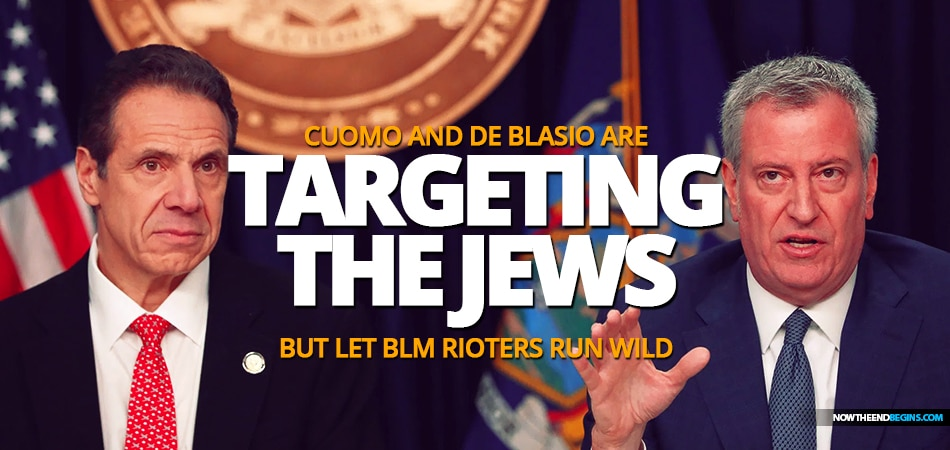 IN ENGLAND, THE UNITED STATES AND AROUND THE WORLD, THE COVID-1984 FEAR MONGERS ARE TWISTING STATISTICS TO CREATE A TERRIFYING BUT FALSE NARRATIVE Cuomo-de-blasio-targeting-orthodox-jews-covid-lockdown-but-let-blm-black-lives-matter-terrorists-run-wild