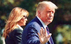 president-trump-first-lady-melania-test-positive-for-covid-coronavirus-will-quaraintine-white-house