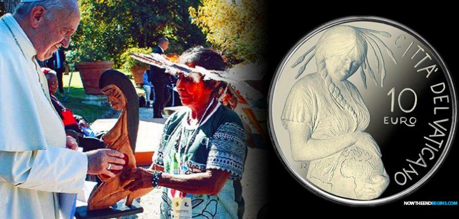 vatican-city-state-mint-coin-celebrating-gaia-goddess-earth-mother-pagan-pachamama-pope-franic-idol-worship-roman-carholic-church