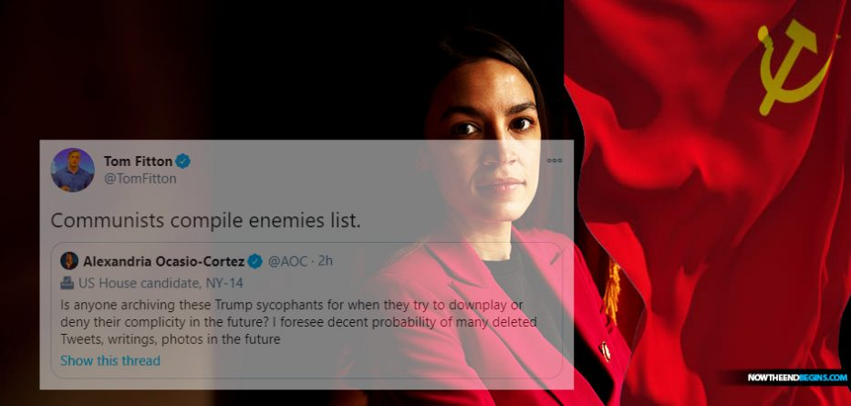 aoc-alexandra-ocasio-cortez-creates-communist-party-enemies-list-against-trump-supporters