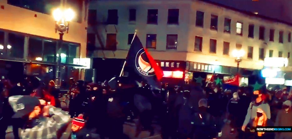 new-york-times-antifa-black-lives-matter-election-2020-march-in-portland-philadelphia-washington-dc-chanting-burn-it-down-domestic-terror-groups