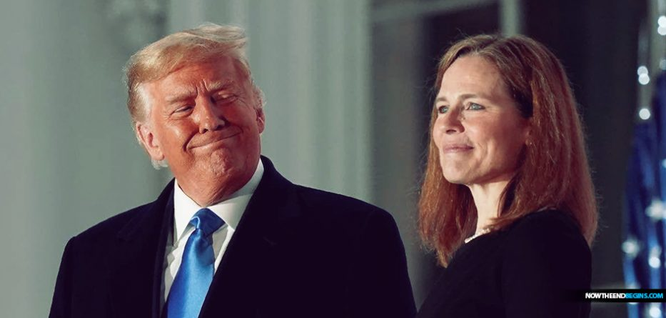 trump-appointment-amy-coney-barrett-sides-with-conservatives-supreme-court-overturns-covid-ban-religious-services-gatherings-new-york-city-governor-andrew-cuomo