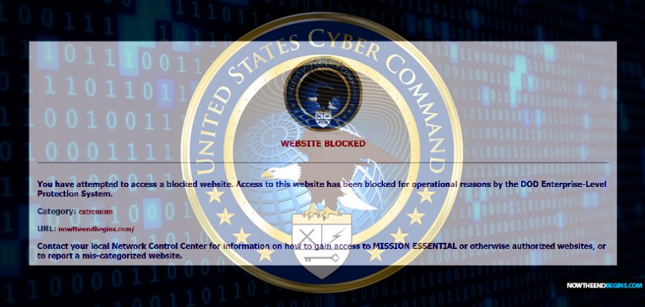 us-cyber-command-puts-nteb-on-list-extremist-web-sites-blocks-military-access-now-the-end-begins-end-times-christian-news