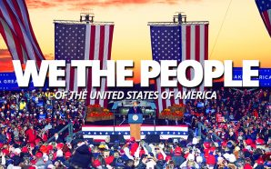 we-the-people-united-states-america-elect-donald-trump-four-more-years-vote-election-2020