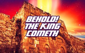 yeshua-messiah-king-jesus-returns-second-coming-opens-eastern-gate-jerusalem-battle-armageddon-defeats-antichrist-revelation-19-ezekiel-44-king-james-bible-nteb