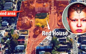 antifa-red-house-autonomous-zone-portland-oregon-militants