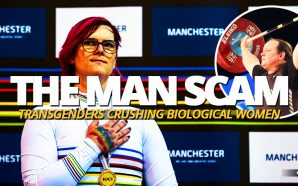 male-transgenders-competing-with-biological-women-ruining-sports-america-sodom-gomorrah-end-times-lgbtq-Rachel-McKinnon-laurel-hubbard