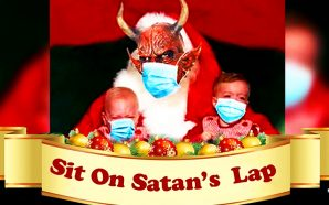 sit-on-satans-lap-christmas-santa-claus-north-pole