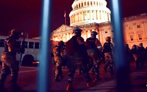 armed-military-troops-on-streets-washington-dc-insurrection-act-trump-chaos-politicians-jocley-for-control-new-world-order