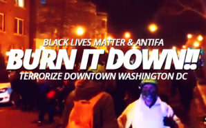 antifa-black-lives-matter-domestic-terrorists-terrorism-washington-dc-joe-biden-february-6-2021-democrats-support-riots-kamala-harris