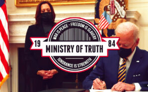 new-york-times-calls-for-ministry-of-truth-commission-biden-administration-george-orwell-1984-dystopia-america
