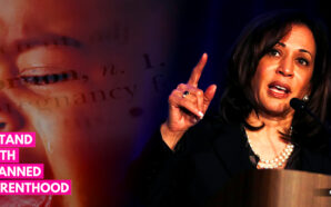 planned-parenthood-negro-project-over-moon-excitment-kamala-harris-vice-president-expanding-abortion-rights-baby-killing-corporation-magaret-sanger