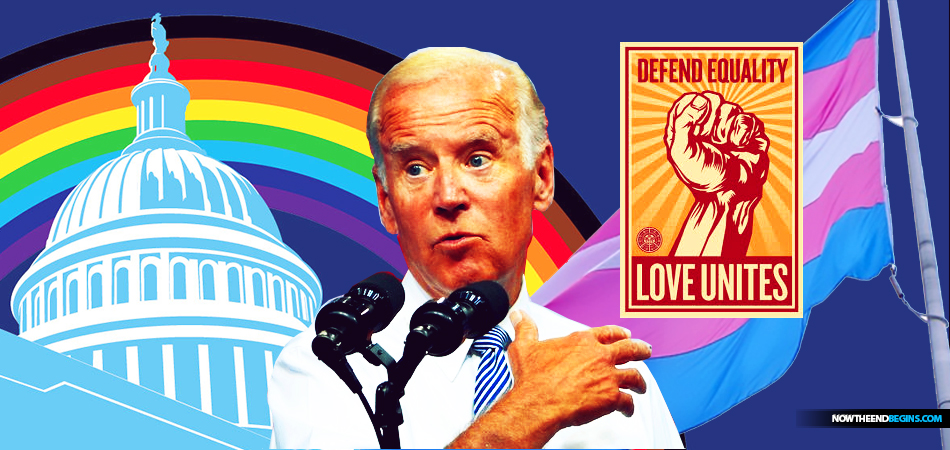 president-joe-biden-urges-congress-pass-equality-act-lgbtq-gender-act-end-times-pedophiles-strong-catholic-faith
