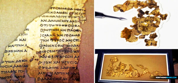 israeli-antiquties-authority-announces-discovery-of-2000-year-old-scripture-fragments-zechariah-nahum-dead-sea-scrolls-king-james-holy-bible-first-century-christians-jewish-believers