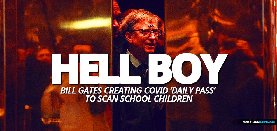 microsoft-bill-gates-creating-covid-daily-pass-qr-code-los-angeles-unified-school-district-mark-beast-666-dystopian-nightmare-new-world-order