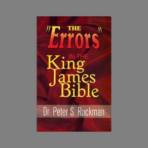 errors-in-king-james-bibler-commentary-peter-ruckman-bible-believers-boookstore-saint-augustine-florida