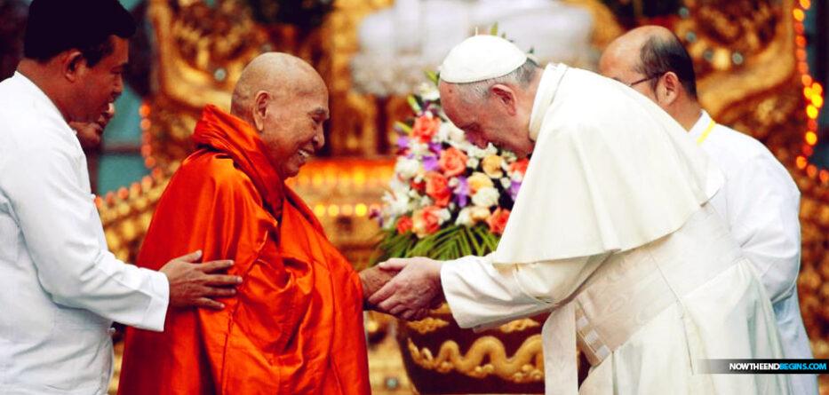 pontifical-council-for-interreligious-dialogue-vatican-roman-catholic-church-buddhists-buddha-universal-solidarity-one-world-religion