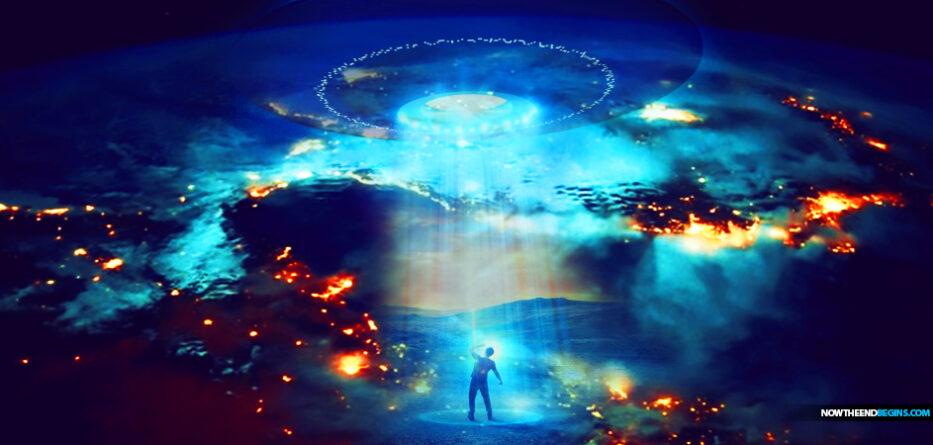 space-aliens-new-age-preparing-ufo-deception-to-explain-pretribulation-rapture-church-end-times-bible-prophecy