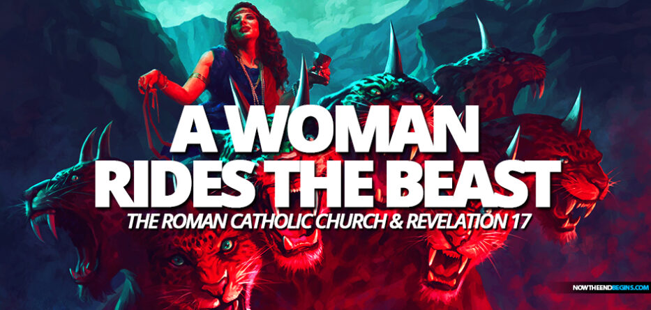 a-woman-rides-beast-roman-catholic-church-revelation-17-mystery-babylon-vatican-whore-dave-hunt