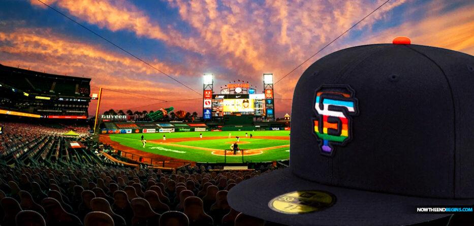 san-francisco-giants-become-first-mlb-major-league-baseball-team-gay-pride-flag-colors-lgbtq-on-uniforms-sodom-gomorrah