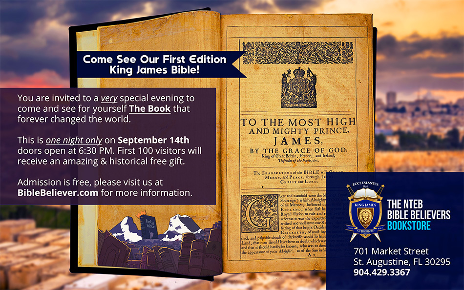 nteb-bible-believers-bookstore-christian-books-saint-augustine-florida-king-james-bible-night-1611