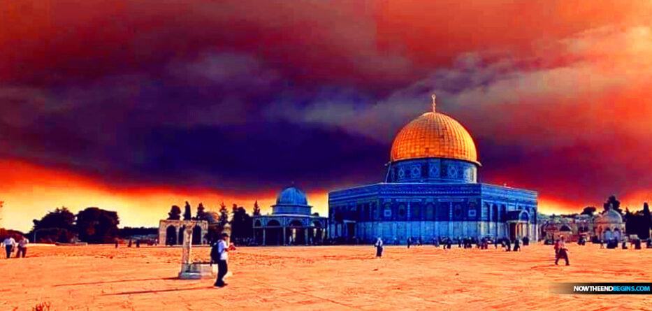 israel-calls-for-international-aid-for-massive-fire-jerusalem-temple-mount-jews-middle-east