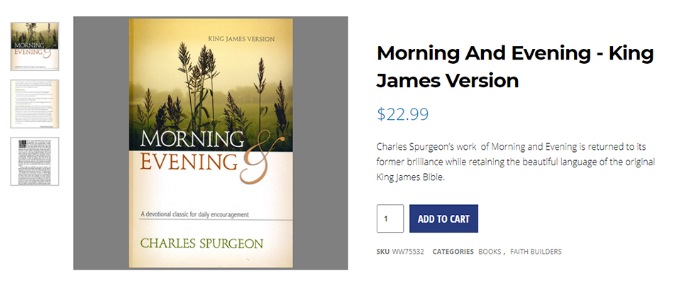 charles-spurgeon-devotional-morning-evening-king-james-bible-version-prince-preachers-dwight-moody-nteb-christian-book-store-saint-augustine-florida-01